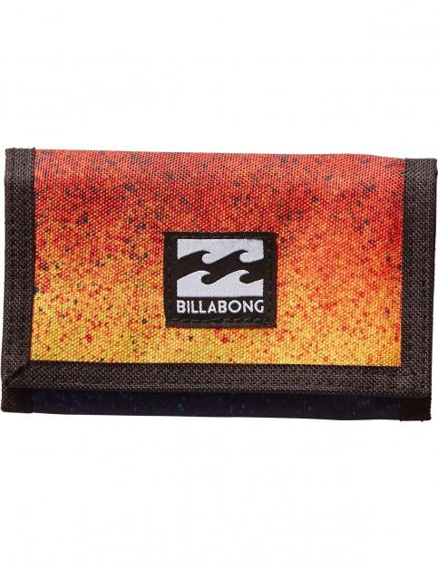 Billabong Atom Polyester Wallet in Multi
