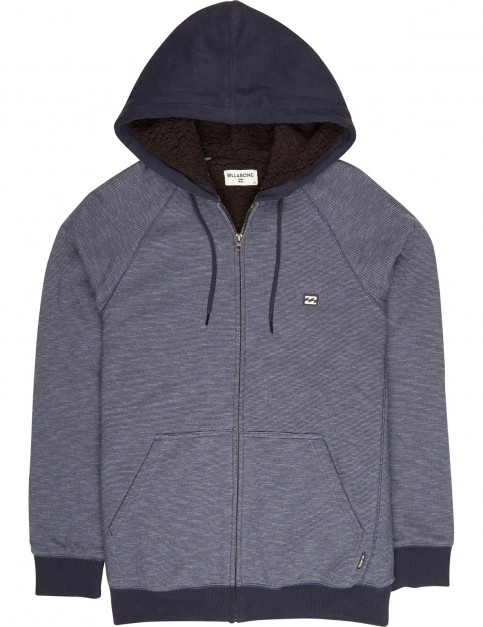 Billabong Balance Sherpa Hoody in Midnight