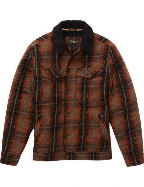 Billabong Barlow Wool Jacket in Hazel