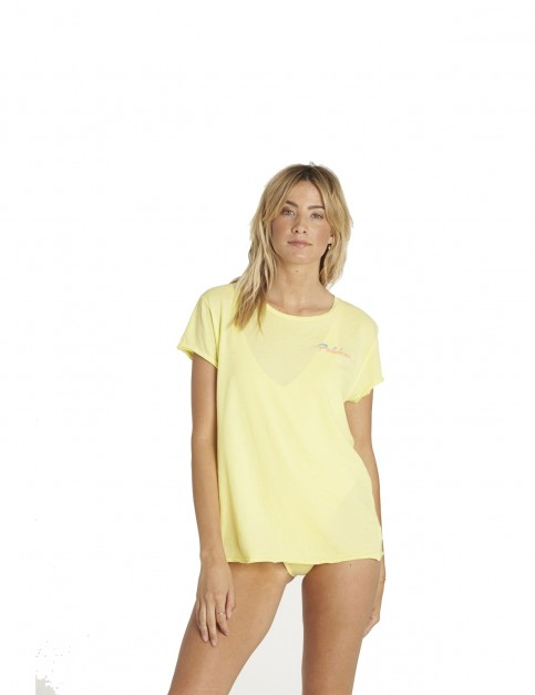 Billabong Beach Daze Short Sleeve T-Shirt in Sunkissed