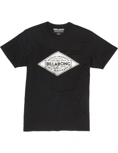 Billabong Bogus Short Sleeve T-Shirt in Black