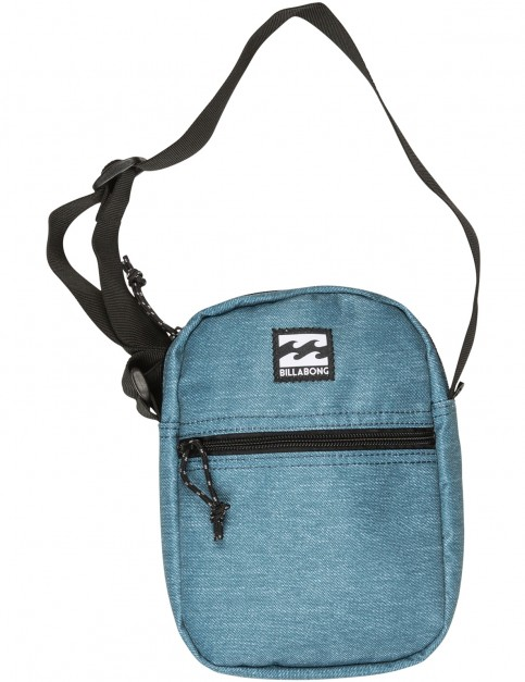 Billabong Boulevard Pouch in Navy Heather