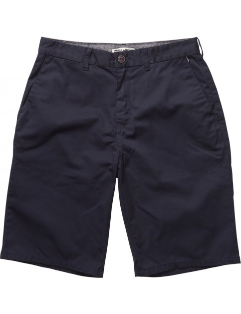 Billabong Carter Chino Shorts in Navy