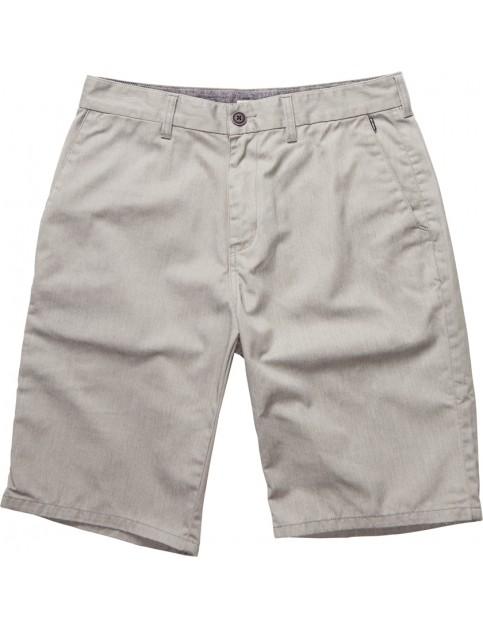 Billabong Carter Chino Shorts in Grey Heather