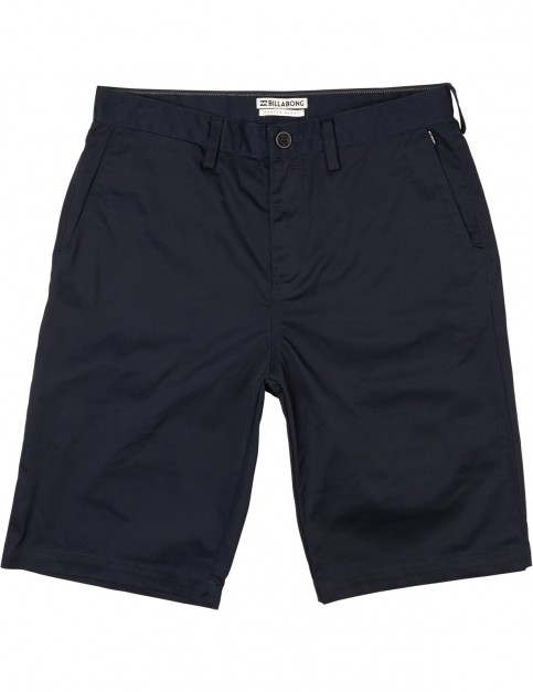 Billabong Carter Shorts in Navy