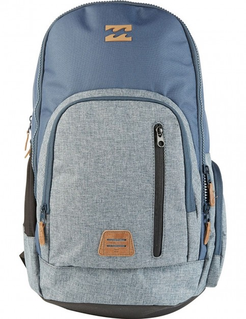 Billabong Command Backpack in Dark Slate HTR