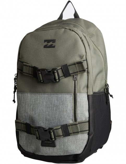 Billabong Command Skate Backpack in Green