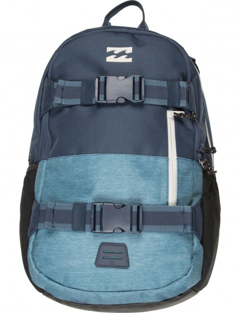 Billabong Command Skate Backpack in Navy Heather