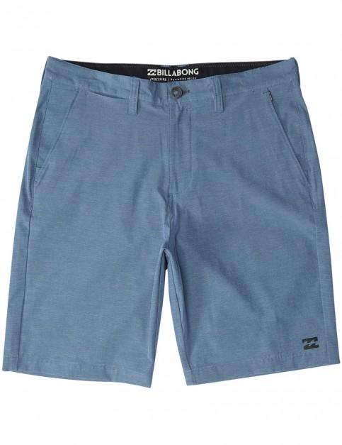 Billabong Crossfire X Amphibian Shorts in Blue