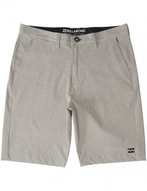 Billabong Crossfire X Amphibian Shorts in Grey