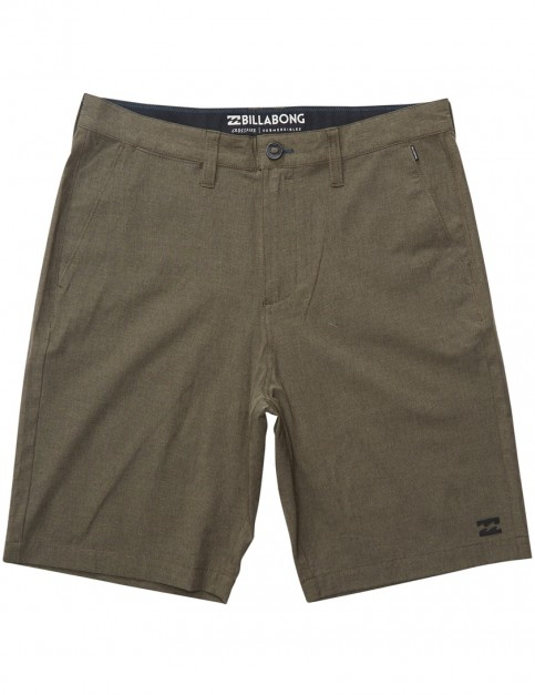 Billabong Crossfire X Amphibian Shorts in Military