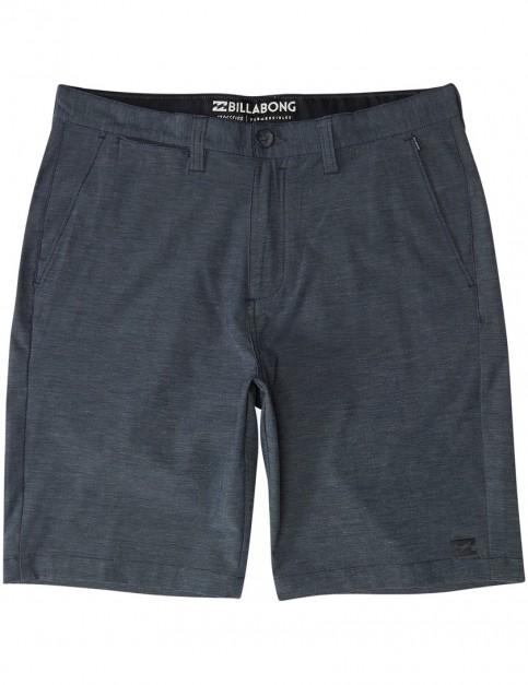 Billabong Crossfire X Amphibian Shorts in Navy