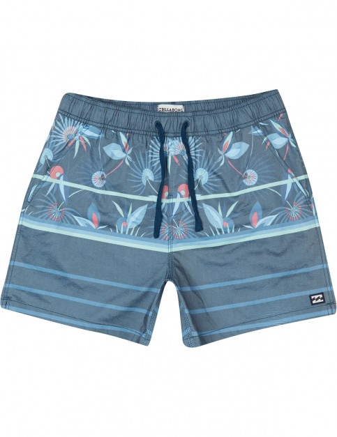 Billabong Currumbin Elasticated Boardshorts in Navy