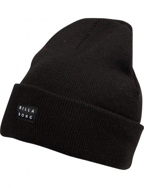 Billabong Disaster Beanie in Black
