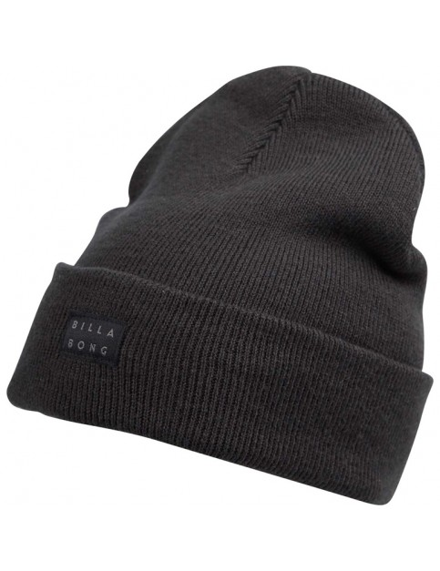 Billabong Disaster Beanie in Charcoal