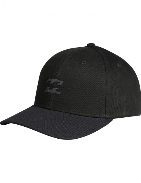 Billabong Emblem Snapback Cap in Black