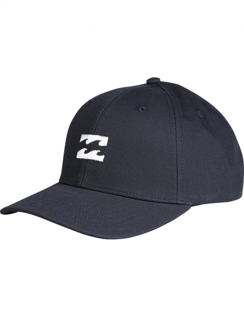 Billabong Emblem Snapback Cap in Navy