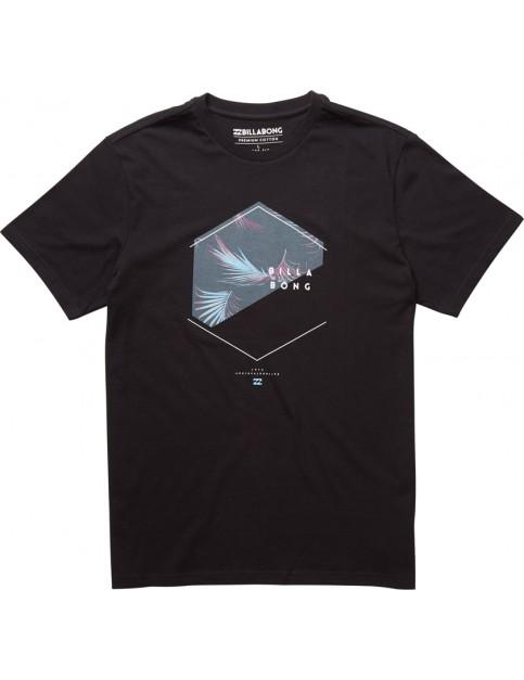 Black Billabong Enter Short Sleeve T-Shirt
