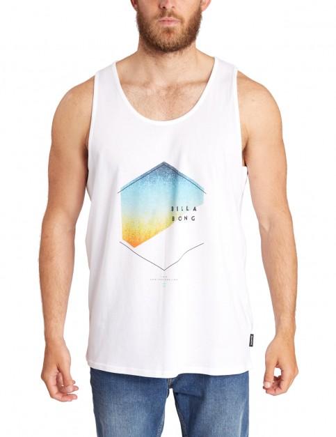 Billabong Enter Sleeveless T-Shirt in White