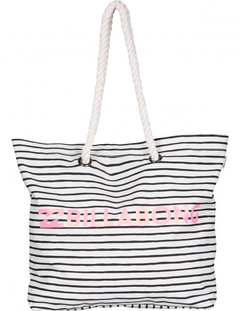 Billabong Essential Beach Bag in Stripe