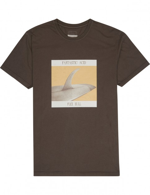 Billabong Flex Hull Short Sleeve T-Shirt in Raven