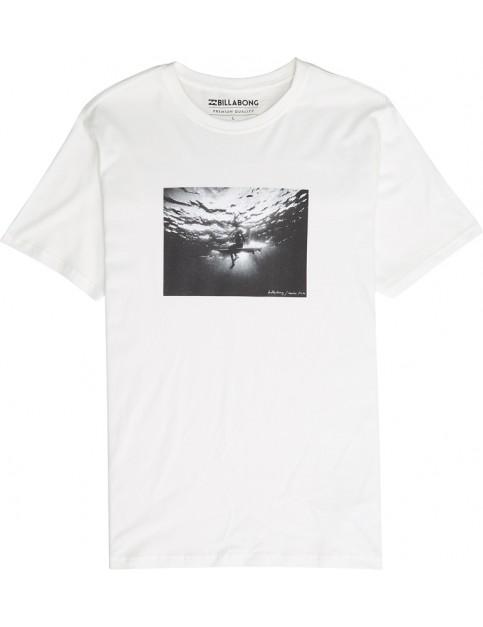 Billabong Focal Short Sleeve T-Shirt in Bone