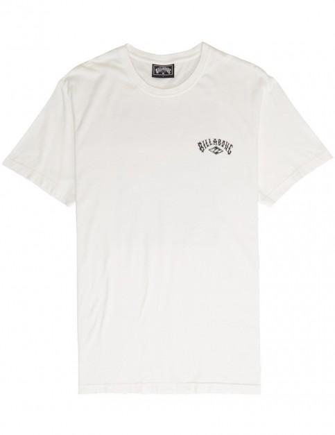 Billabong Get Back Short Sleeve T-Shirt in Bone