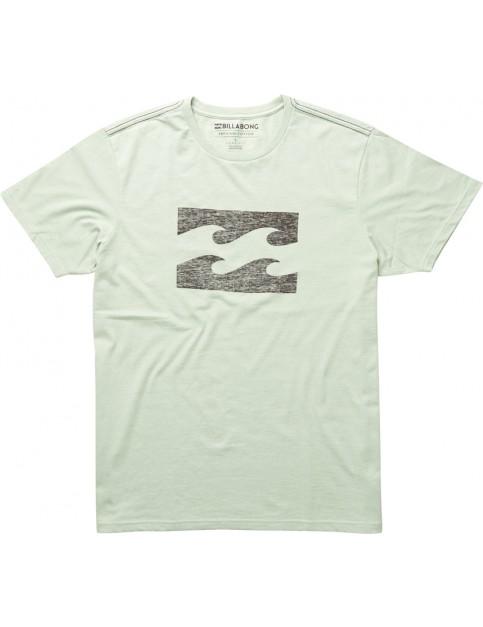 Billabong Ghosted Short Sleeve T-Shirt in Jade