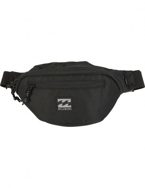 Billabong Java Bum Bag in Stealth