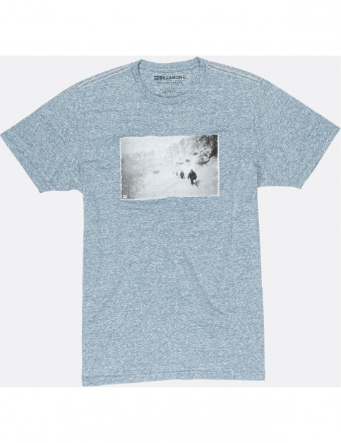 Billabong JT Short Sleeve T-Shirt in Slate Blue