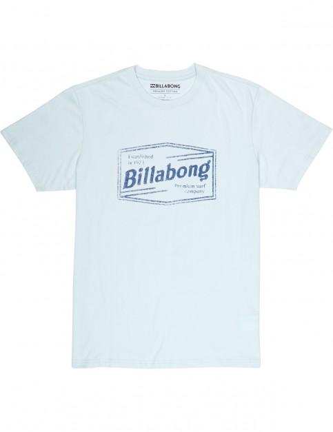 Billabong Labrea Short Sleeve T-Shirt in Blue