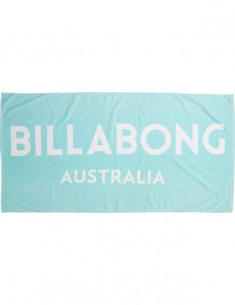 Billabong Legacy Towel Beach Towel in Awua Splash