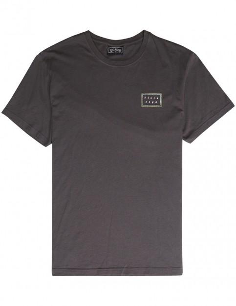 Billabong Nairobi Short Sleeve T-Shirt in Char