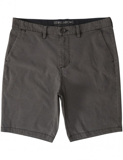 Billabong New Order X OVD Amphibian Shorts in Black