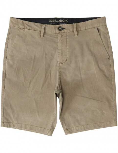 Billabong New Order X OVD Amphibian Shorts in Khaki