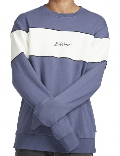 Billabong Ninety One Sweatshirt in Purple Haze
