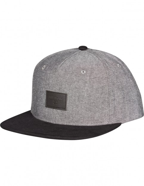 Billabong Oxford Snapback Cap in Black