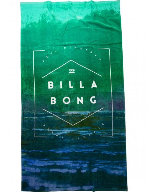 Billabong Panorama Towel in Green