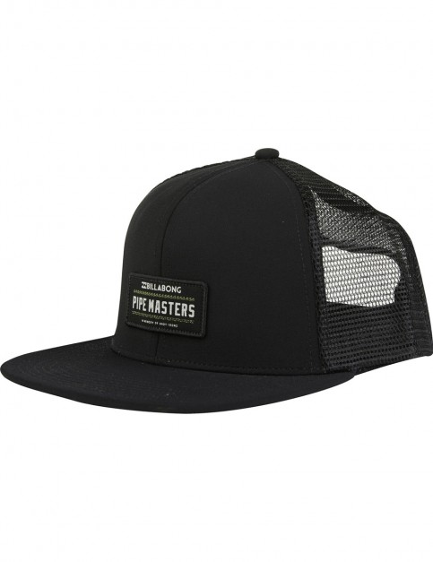 Billabong Pipe Masters Cap in Black