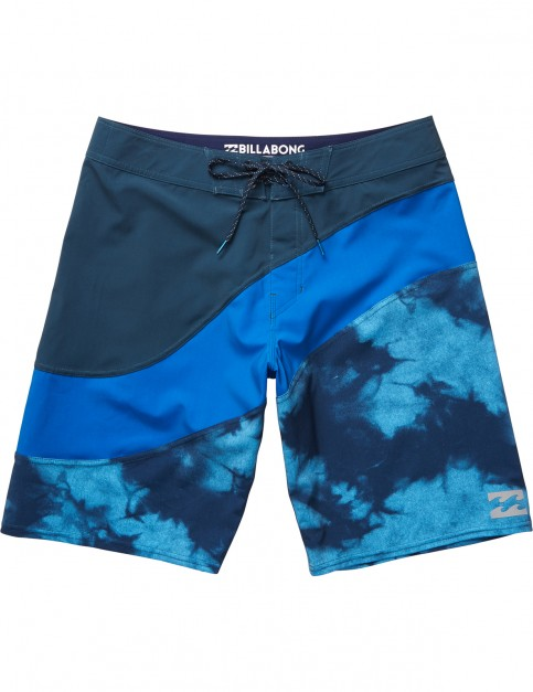 Billabong Pulse X Mid Length Boardshorts in Blue
