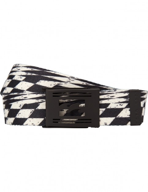 Billabong Revert Webbing Belt in Black
