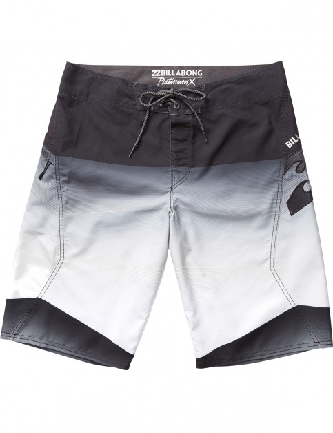 Billabong Revolver Mid Length Boardshorts in Black