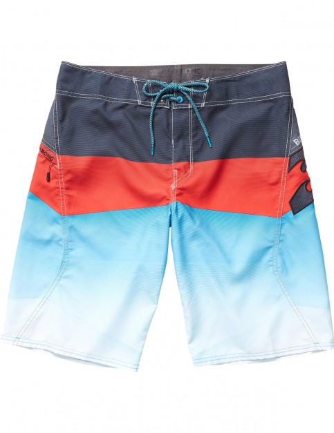 Billabong Revolver Mid Length Boardshorts in Navy