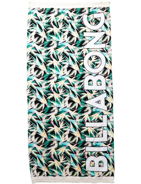 Billabong Rigid Tide Towel in Tropic