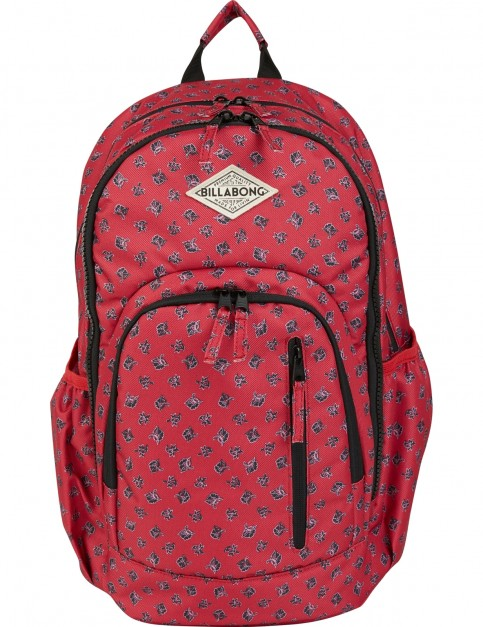 Billabong Roadie Backpack in Cardinal