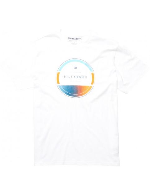 Billabong Rounder Short Sleeve T-Shirt in White