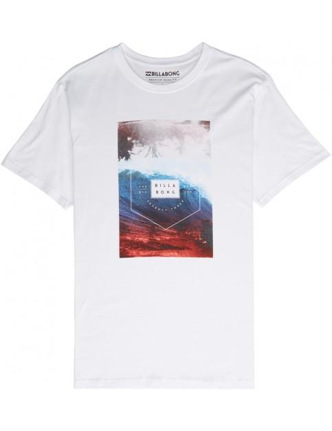 Billabong Section Short Sleeve T-Shirt in White
