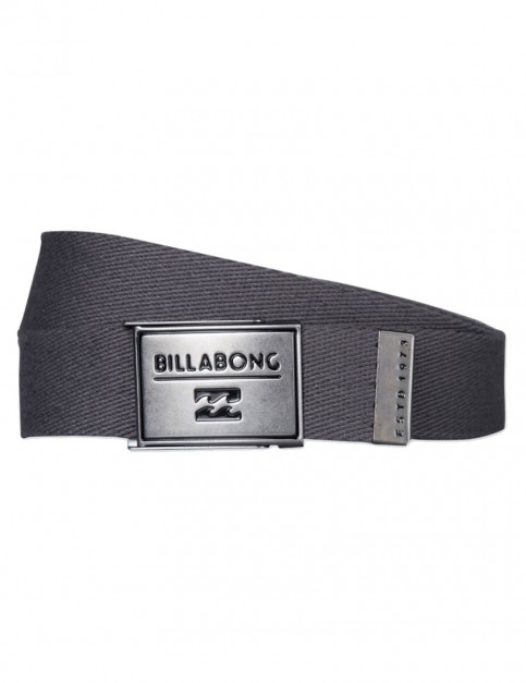 Ashpalt Billabong Sergeant Webbing Belt