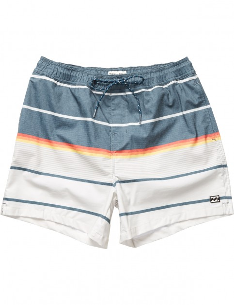Billabong Spinner Mid Length Boardshorts in Navy