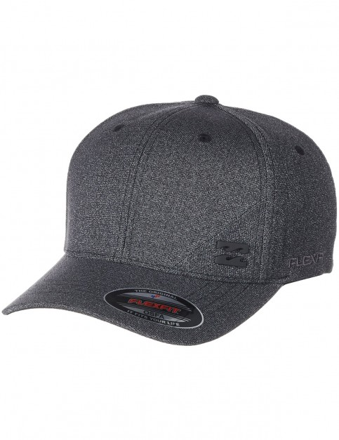 Billabong Station Flexfit Cap in Black